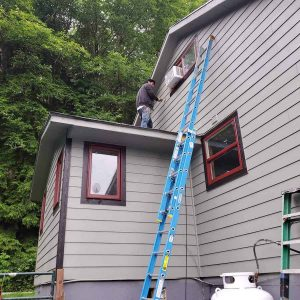 finishing-touch-up-of-painted-home-in-south-bend