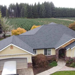 front-view-of-completed-shingle-installed-roof-on-estacada-home
