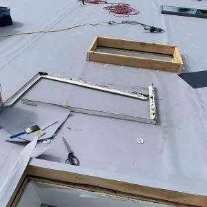 installing-skylight-and-installing-TPO-on-residental-home-in-portland